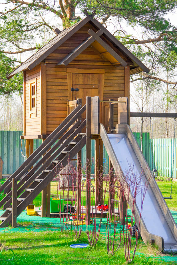 Create Your Own Cubby House Turfmate